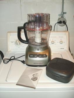 KitchenAid 13-Cup Food Processor w/ Attachments - KFP1330CU0