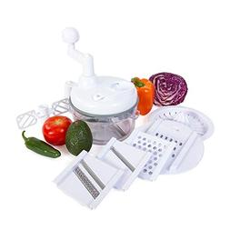 Kitchen Plus 2000 Food Processor and Salsa Maker