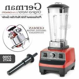 2200W Commercial Blender 2.0L Food Processor Mixer Smoothie