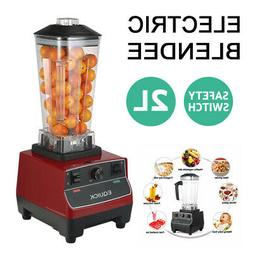 2200W Commercial Blender 2L Food Processor Mixer Smoothie Ju