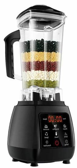 2L BPA Free Blender Mixer Juicer Food Processor Digital Touc