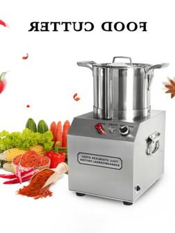 4L Commercial Food Processor Vegetable Meat Cutter Chopper H