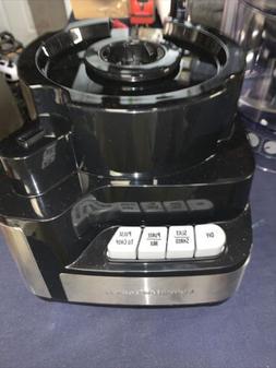 Hamilton Beach 70725A - 12-Cup Stack & Snap Food Processor