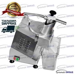750W Commercial Electric Food Processor Vegetable Cutter Coo
