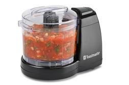 Toastmaster TM-61MC 1.5 Cup One-Touch Mini Food Chopper, Bla