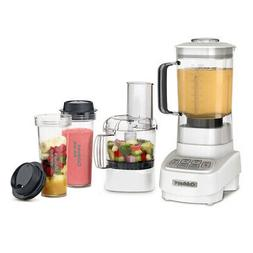Cuisinart BFP-650W 1 HP Blender/Food Processor White