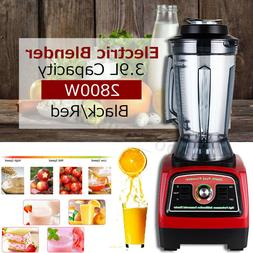 Commercial Blender 3.9L 2800W Food Processor Mixer 2 IN 1 BL