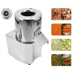 Commercial Electric Vegetable Chopper Grinder Cutting Machin