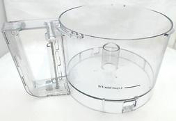 Tritan Cuisinart Food Processor Work Bowl for DLC-2007N Seri