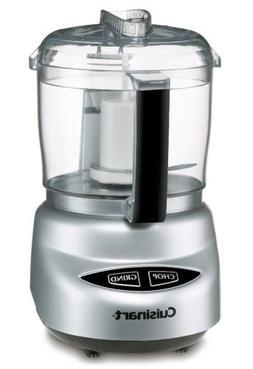 Cuisinart DLC-2ABC Mini-Prep Plus Food Processor, Brushed Ch