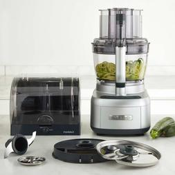 Cuisinart Elemental 13-Cup Food Processor with Spiralizer &
