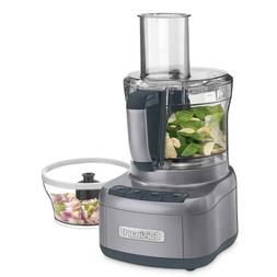 Cuisinart Elemental 8-Cup Food Processor with 3-Cup Bowl, Gu