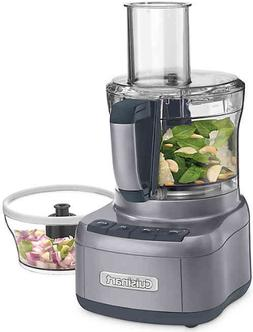 elemental 8 cup food processor with 3