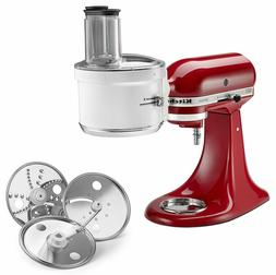 KitchenAid Food Processor Attachment With 3  Stainless Steel