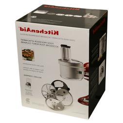 KitchenAid Food Processor Attachment with Dicing Kit - KSM2F