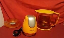 NINJA Food Processor Orange Model QB700Q20 30 Kitchen Applia
