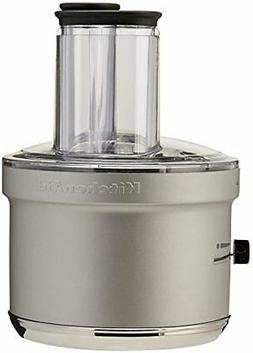 KitchenAid® Food Processor Stand Mixer Attachment with D