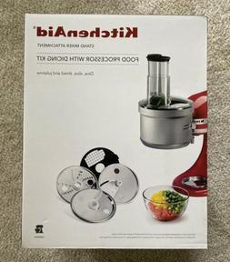 food processor with dicing kit ksm2fpa nib