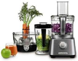 Kitchen Food Processor Blender Juicer Combo Appliance Dough