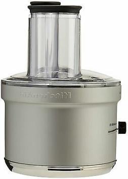 KitchenAid KSM2FPA Food Processor Attachment with Commercial