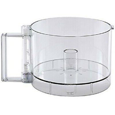 7 cup food processor work bowl