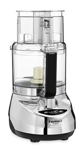 Cuisinart DLC-2009CHBMY 9 9-Cup Processor, Brushed Stainless