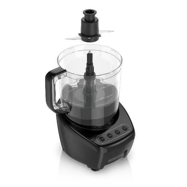 BLACK+DECKER Assembly 8-Cup Food Black, FP4200B