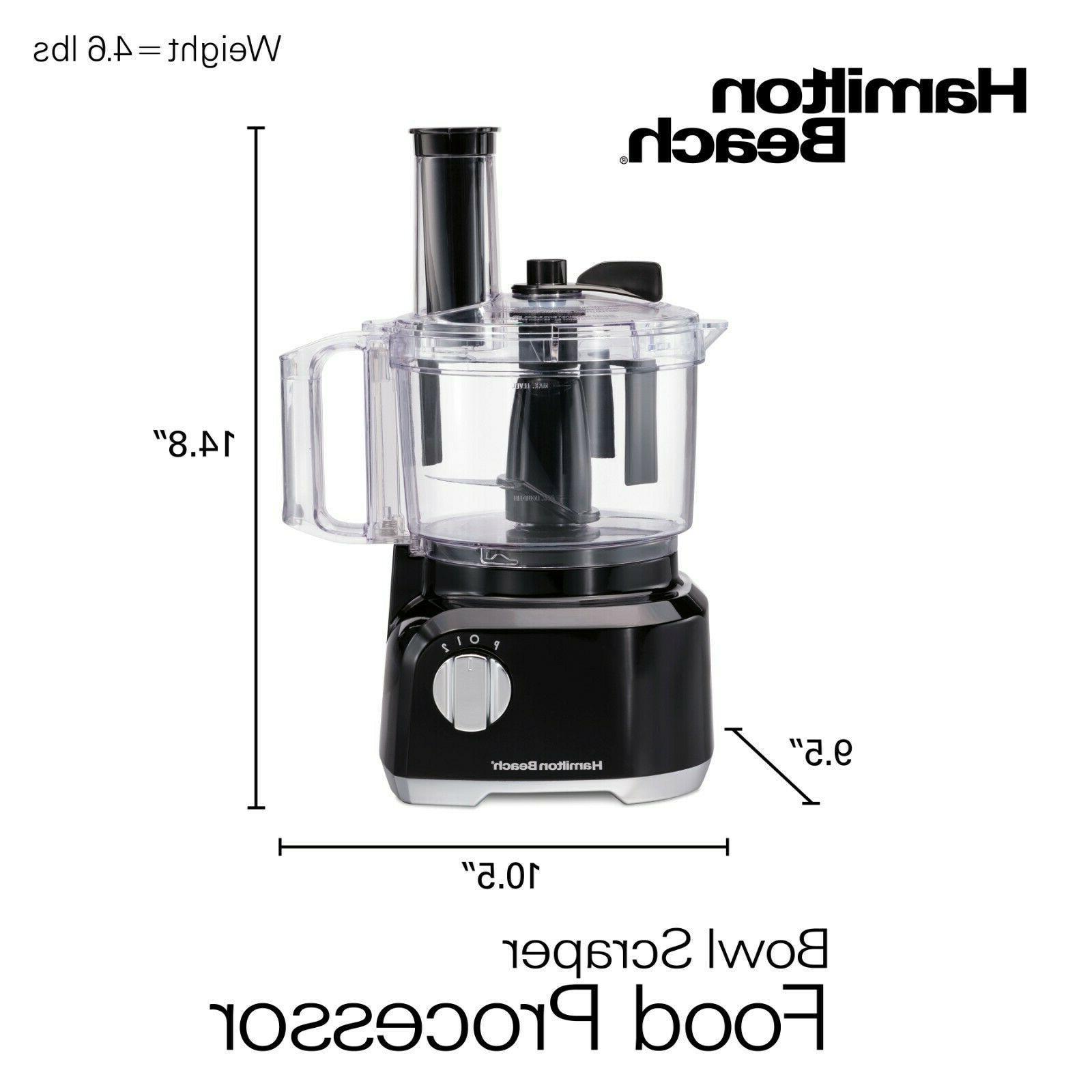 Bowl Food Processor Slicer Blender Shredder