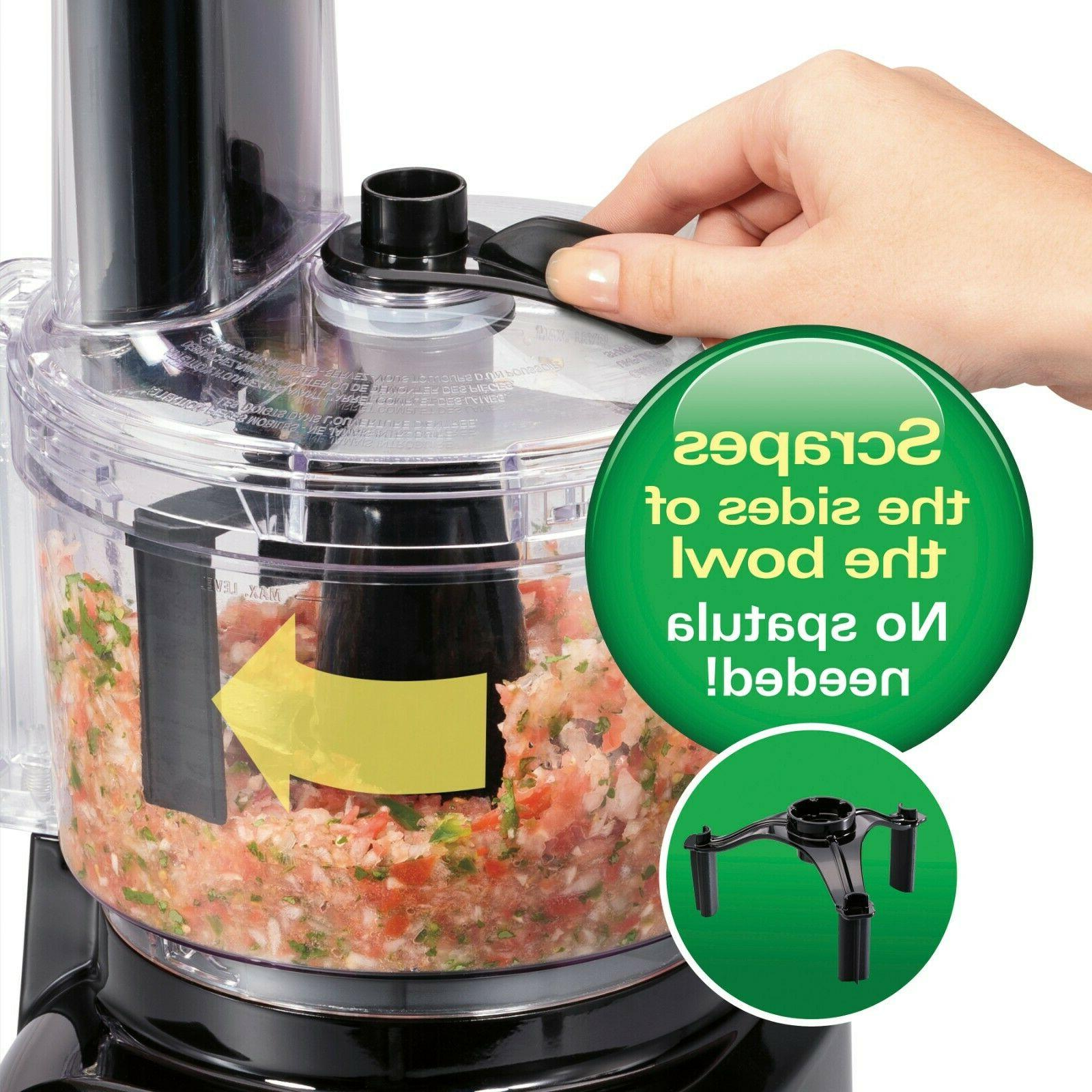 bowl scraper 8 cup food processor slicer