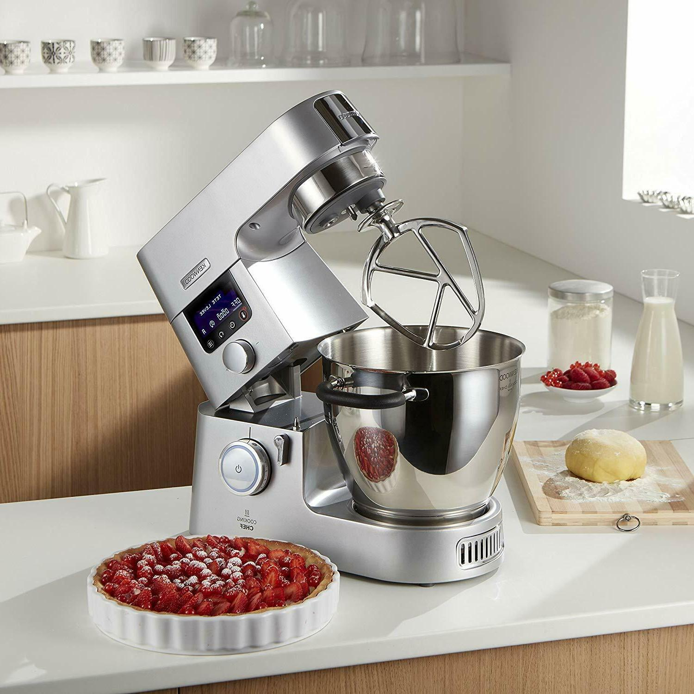 Kenwood KCC9048S Kitchen Machine Silver