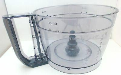 cuisinart elemental food processor work