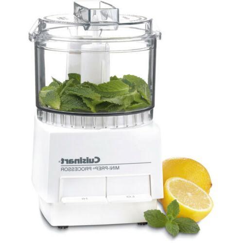 Cuisinart DLC-1 Mini-Prep Food Processor, White