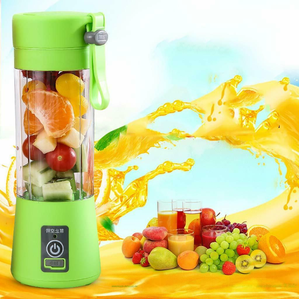 Electric with USB, juice blender, food