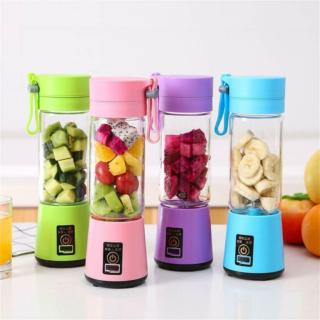electric safety juicer with usb portable juice