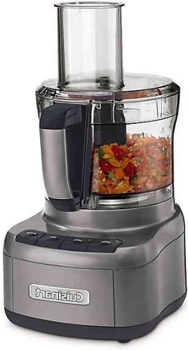 Cuisinart Elemental 8-Cup Food Processor in