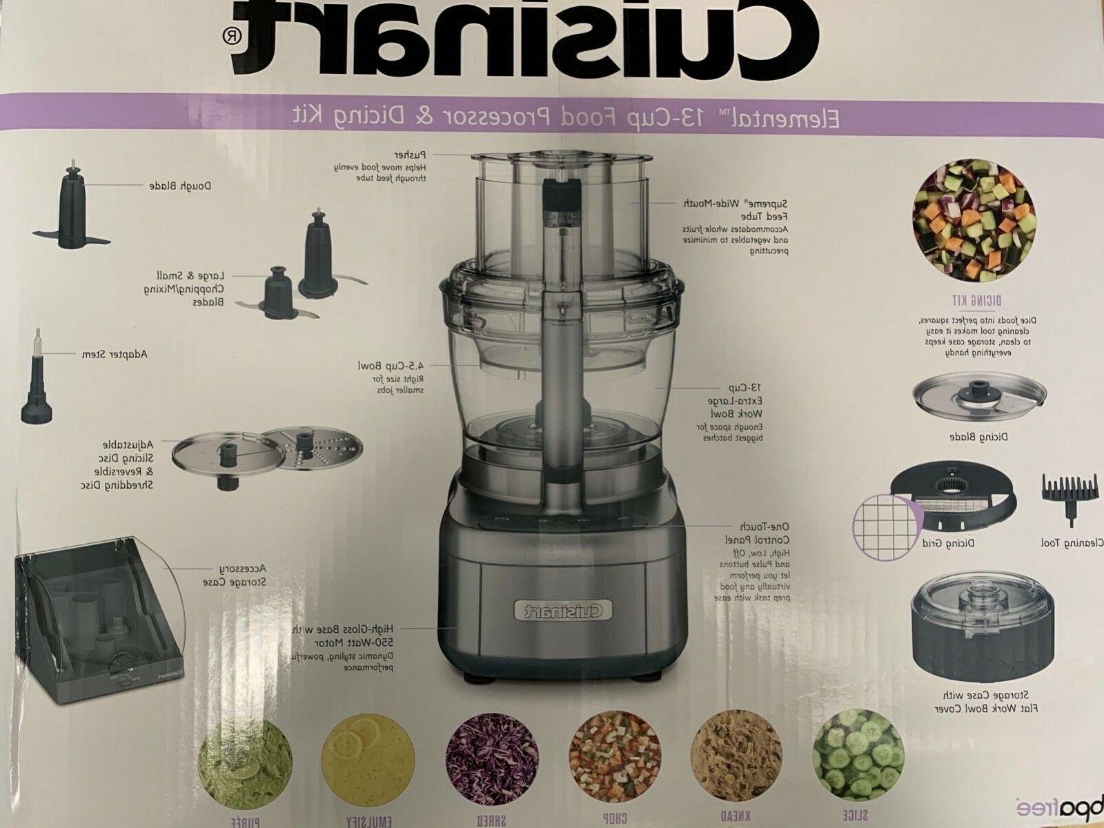 elemental food processor