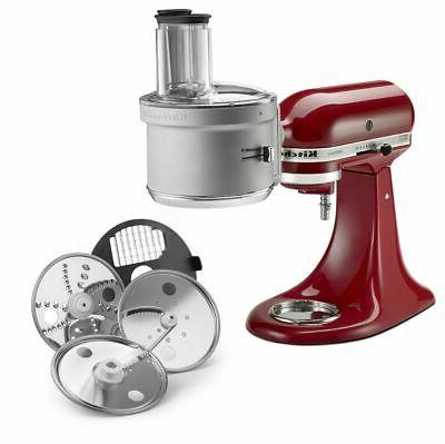 food processor attachment commercial style dicing kit