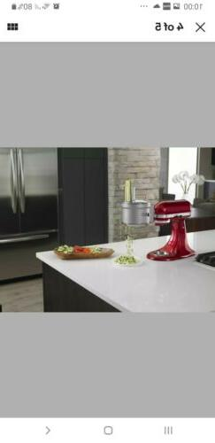 KitchenAid Processor Attachment with Dicing Kit KSM2FPA