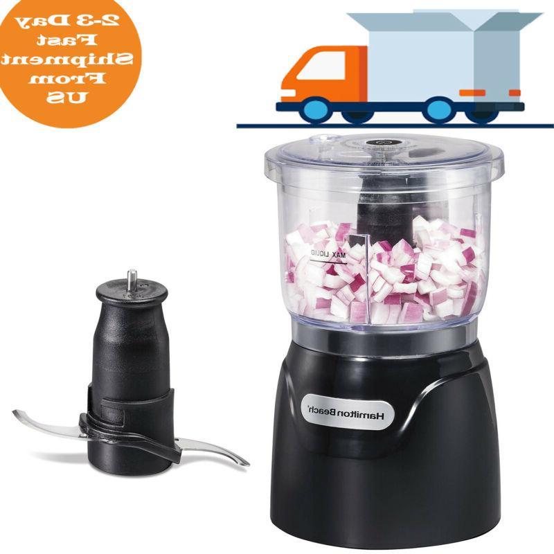food processor mini chopper 3 cup electric