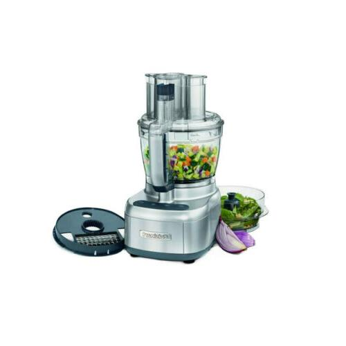 Cuisinart FP-13DSV Food Processor and Kit