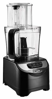 Oster FPSTFP1355 2-Speed 10-Cup Food Processor, 500-watt