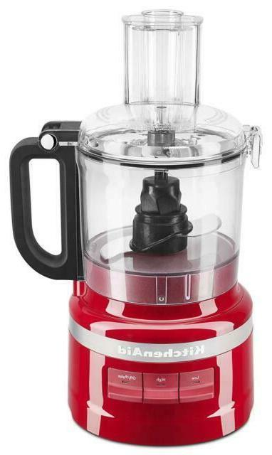 kfp0718er 7 cup food processor empire red