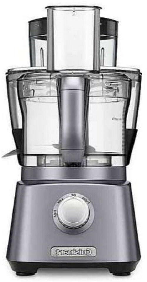 Kitchen Processor Blender Juicer Combo Appliance Dough Blade Chop Crush