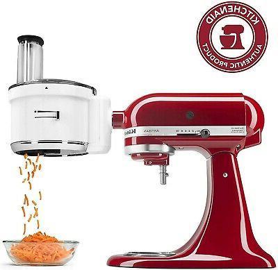 ksm1fpa food processor stand mixer attachment