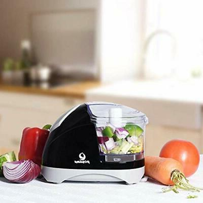Meat Electric Processor, Mini Chopper Vegetable Fruit And