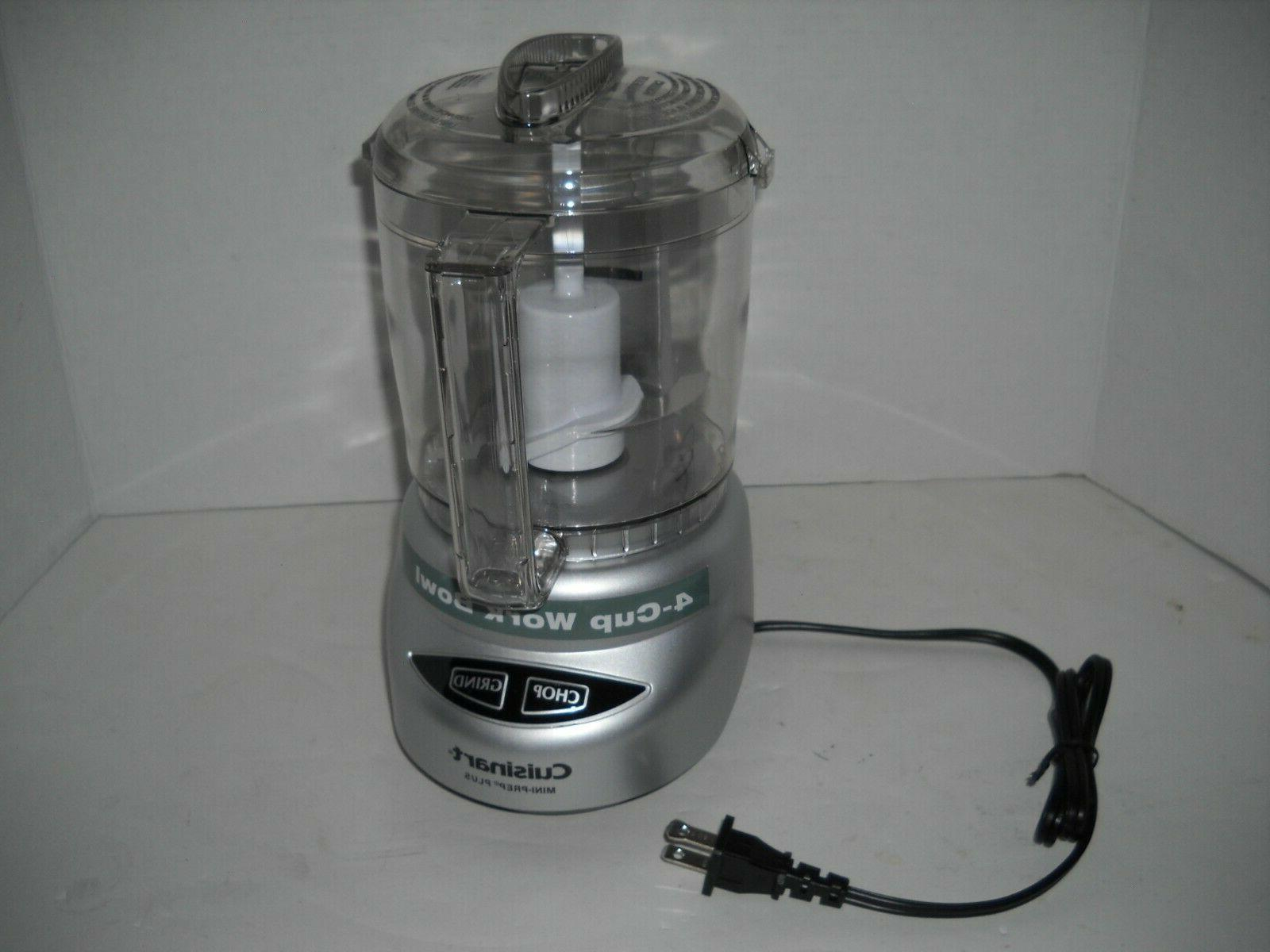 Cuisinart Brushed Stainless Food Processor