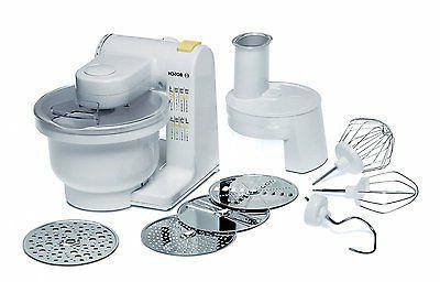mum4427 food processor kitchen multifunction machine white