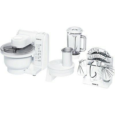 mum4830 food processor kitchen multifunction machine white