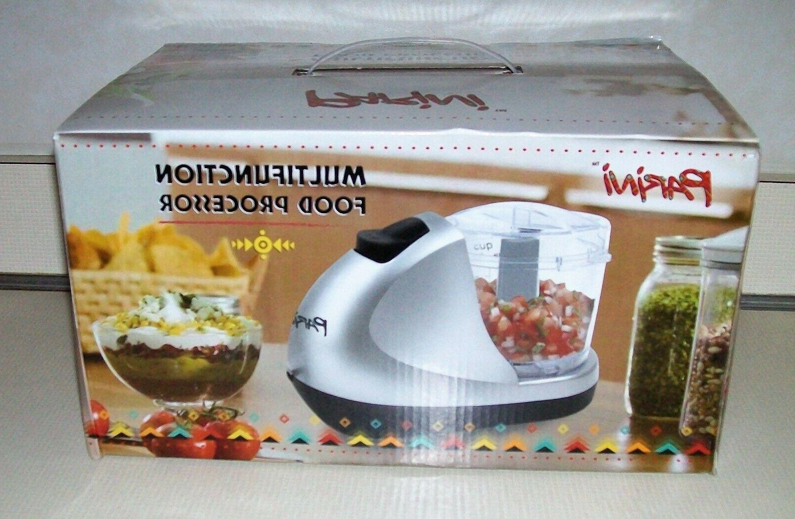 new in sealed box multifunction compact food