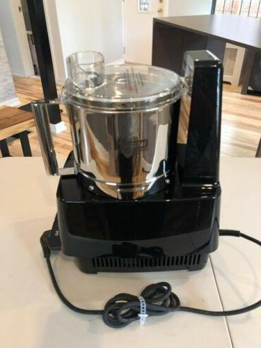 Waring Pro, Commercial Food Processor with Stainless steel w